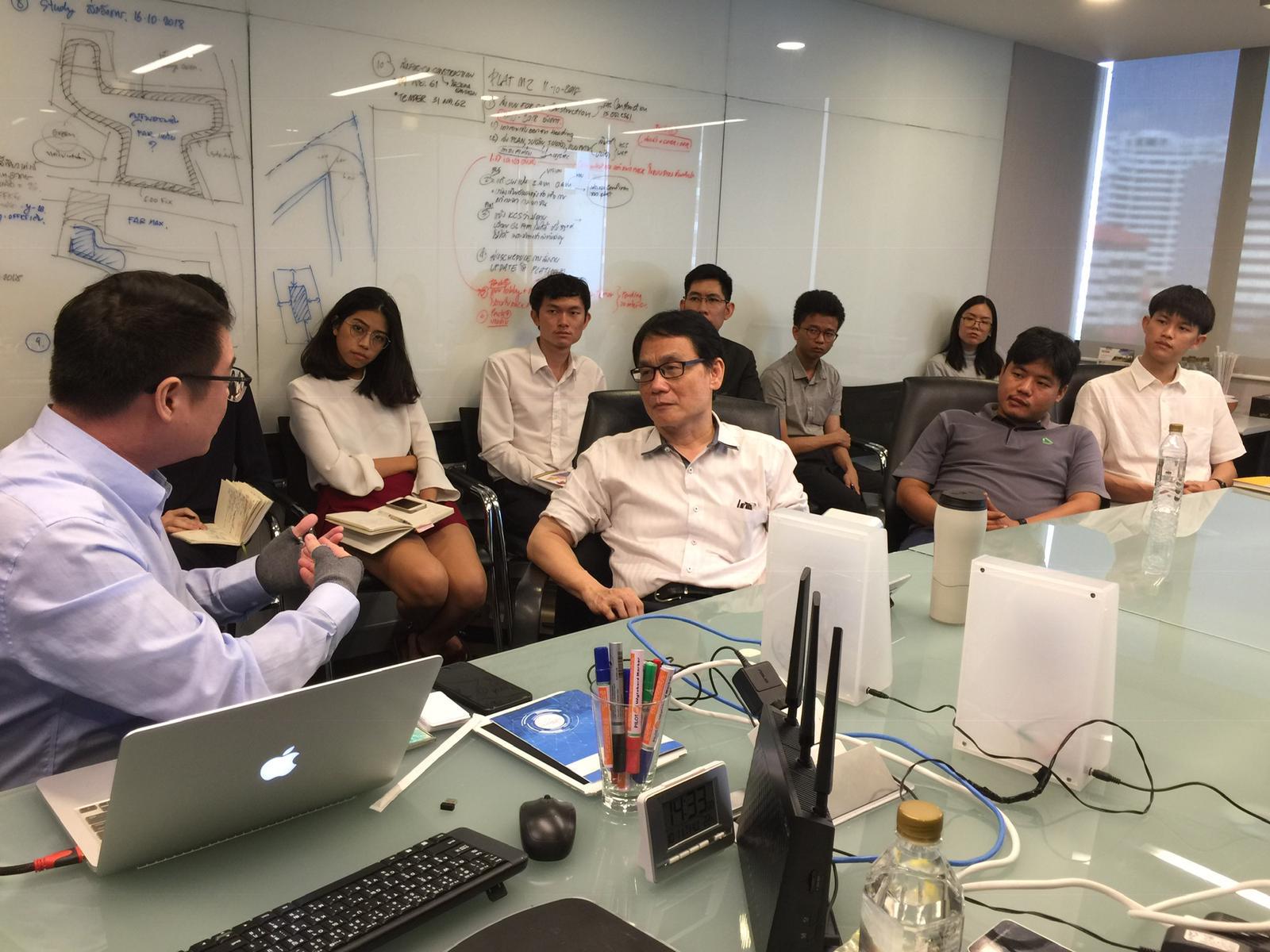 Thailand Matching through Enterprise Singapore Grant
